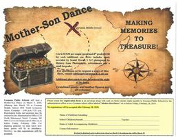 Mother Son Dance-March 3