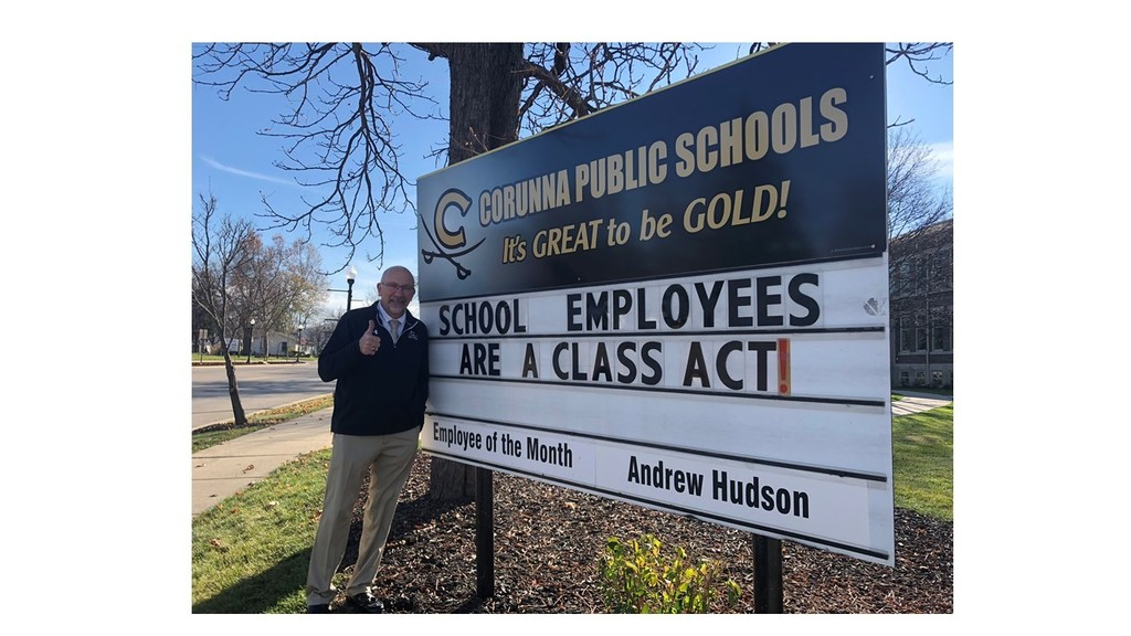 School Employees are a Class Act!