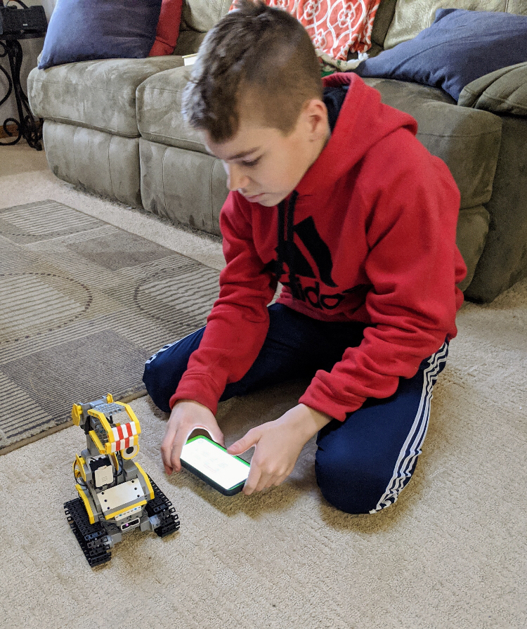 Coding the Robot