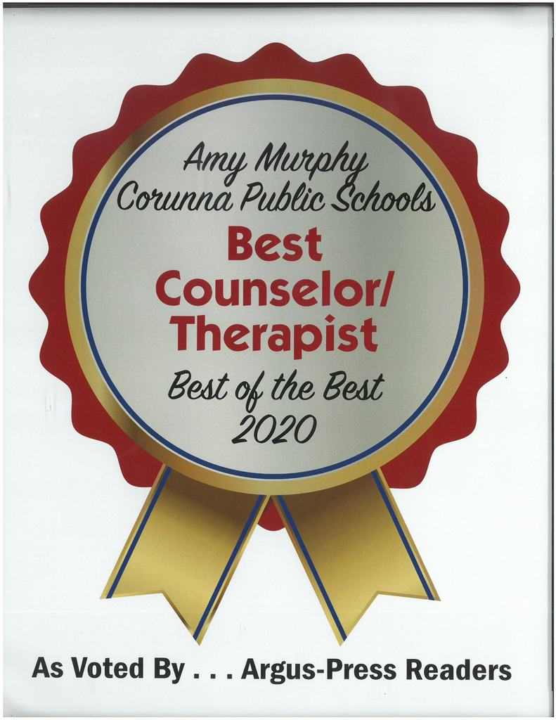 Amy Murphy-Best Counselor/Therapist