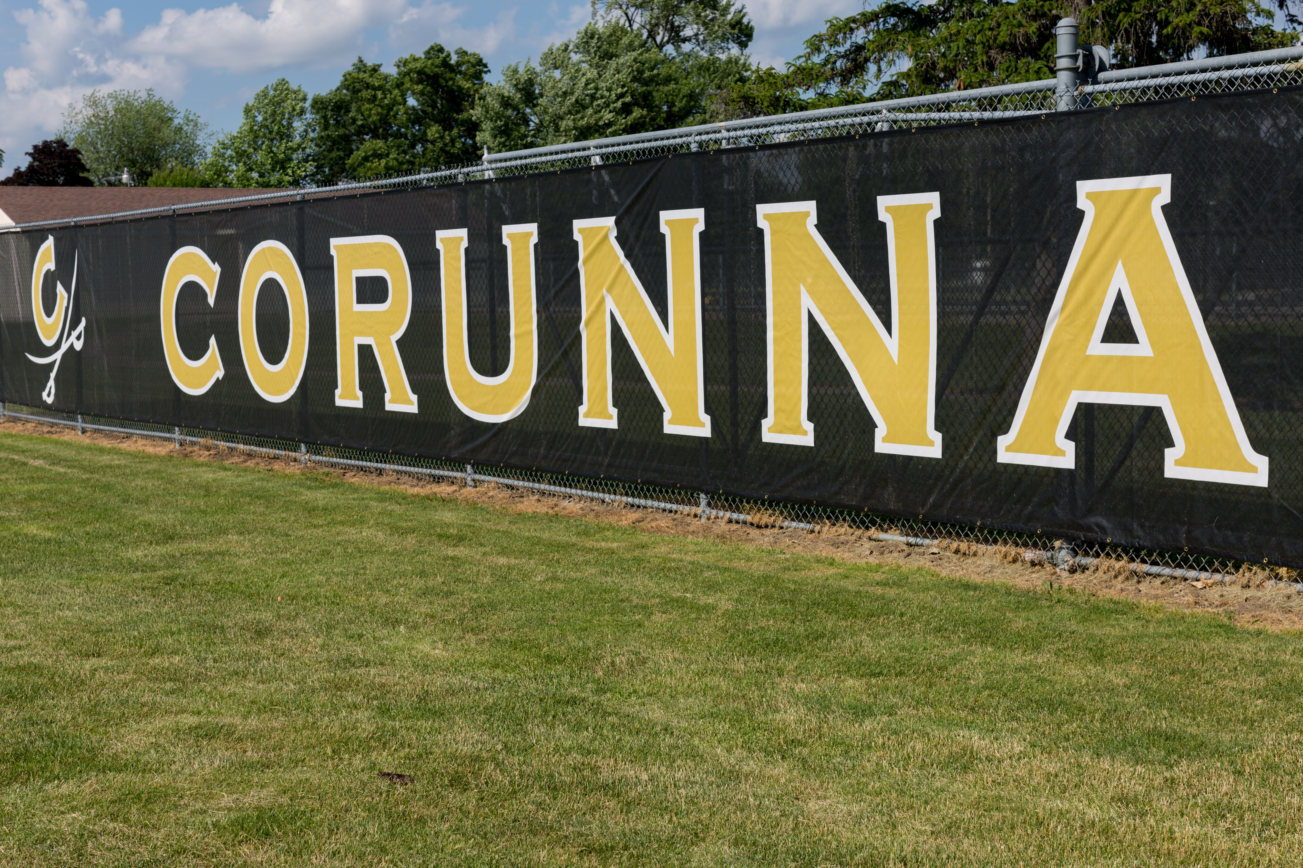 Corunna Sign